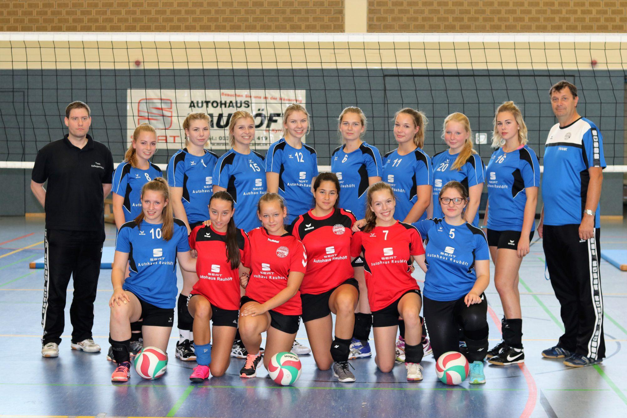 Fortuna Mädchen U20 - SJ 2016/2017