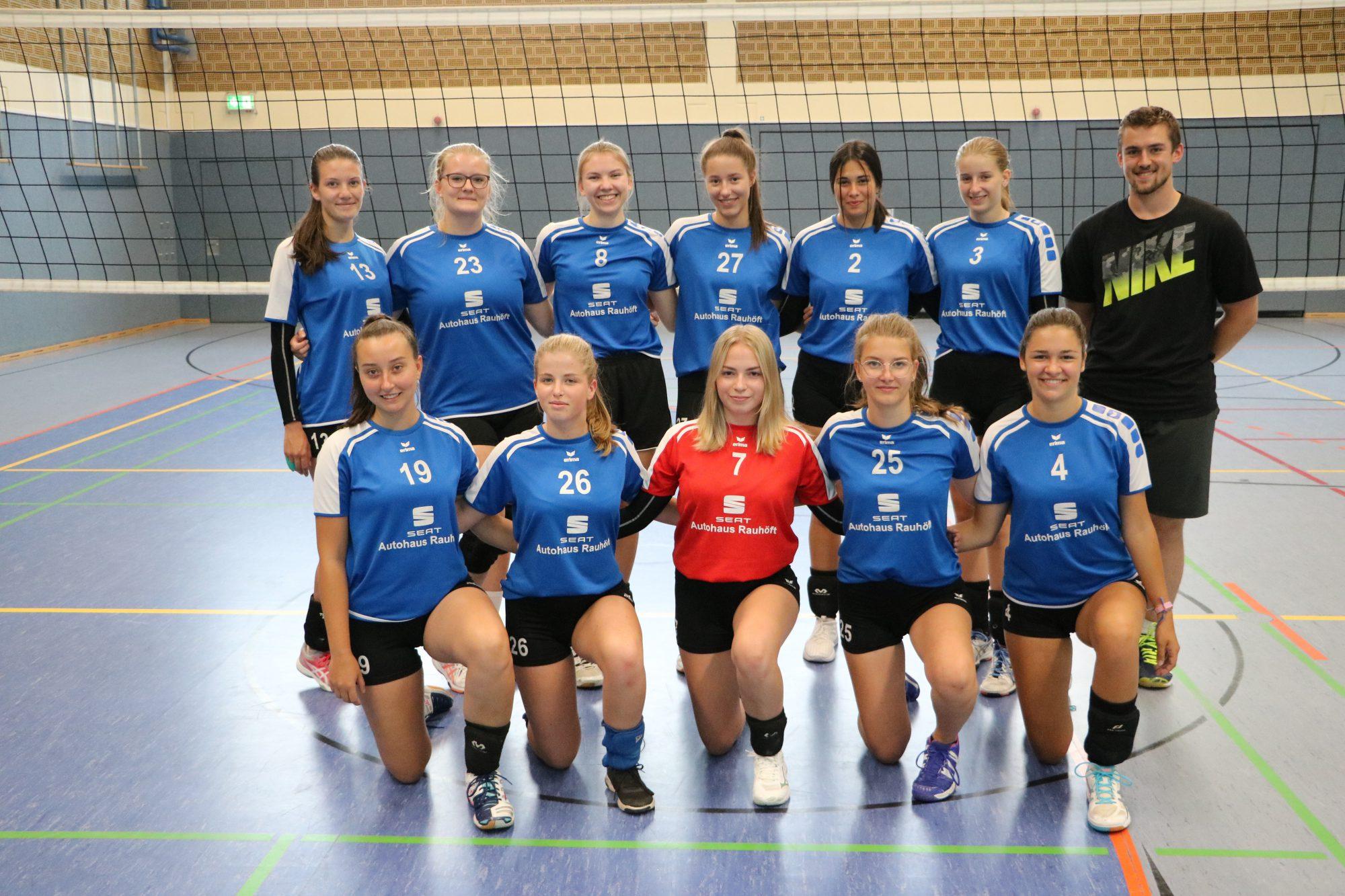 Jugend U20w - Spielsason 2019-2020